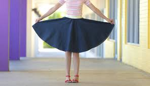 Simple Skirt Pattern With Elastic Waist Simple Inspiration