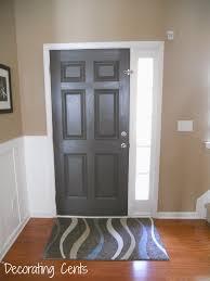 inside front door colors. Transcendent Interior Front Door Colors Part Paint Inside To L