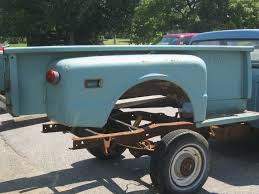 1968 1972 long step bed w chev gate