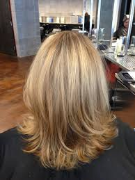 Blonde Highlights Lowlights With Aveda Enlightener