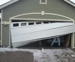how to remove a garage door 7 ways to fix a dent in garage door panel for dented garage door prepare 3 replacing single garage door torsion spring