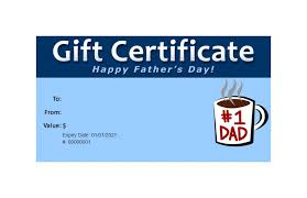 Shopping Spree Gift Certificate Template Free Gift Certificate Templates You Can Customize
