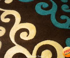 winsome turquoise and brown rug 24 aqua blue rugs area amazing glancing addiction with set handmade vibrant tea 1043x869