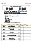 Hiset Printable Materials For Test Center Staff And Adult