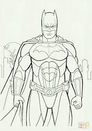 Download Coloring Pages Batman Page Logo Kids Super L Abbce