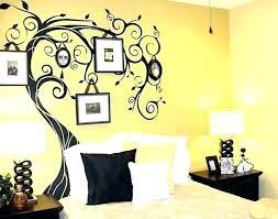 ideas bedroom wall painting design