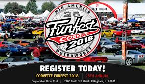 as with all corvette funfest events there will be opportunities to share your corvette enthusiasm with thousands of other corvette meet corvette