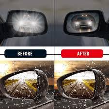 Car Rain <b>Film Rearview</b> Mirror Protective <b>Film</b> Anti Fog Membrane ...