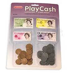 Casdon 937 <b>Toy Play Cash</b>: Amazon.co.uk: Toys & Games