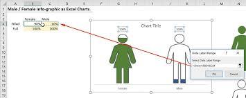 Creative Infographics In Excel Xelplus Leila Gharani
