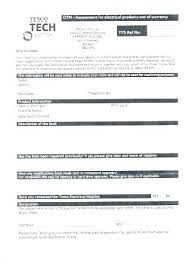 Claim Report Template Warranty Claim Template