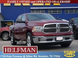 Used 2014 Ram 1500 Lone Star For Sale in Houston Near Spring TX ...