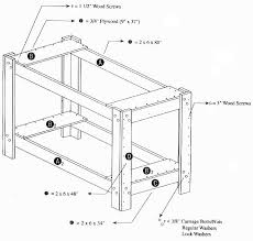 Bunkbed Construction Plans
