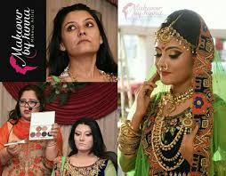 best top 10 makeup artist in south delhi by bridal makeup artist 9899473900