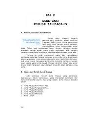 Contoh soal jurnal khusus pembelian. 5 Akuntansi Perusahaan Dagang Bag2