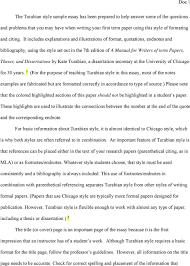 Sample Turabian Style Paper Pdf