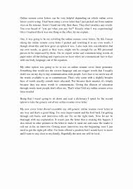 Resume And Cover Letter Builder Inspirational Cover Letter Builder
