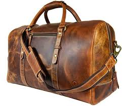 top 10 best leather duffle bag for men and women reviews in 2019 metop10