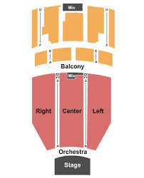 Michigan Theater Seating Chart Redford Theatre Tickets In Detroit Michigan Redford Theatre