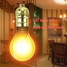 no wire lighting. flash sale 6pieces 4colors vintage e27 edison bulb droplights socket lamp holder withno wireswitch no wire lighting f