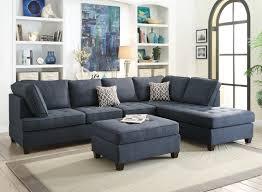 infini furnishings reversible sectional  reviews  wayfair