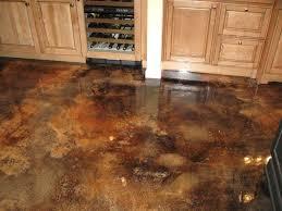 17 diy acid stained concrete floors