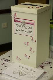 How To Decorate A Wedding Post Box Safari themed Wedding Post Box wwwbeadazzledesignscouk Safari 6