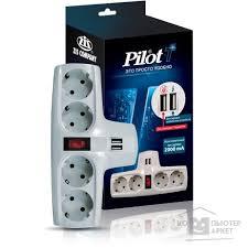 Сетевой фильтр <b>ZIS Pilot</b>-T — купить в интернет магазине ...