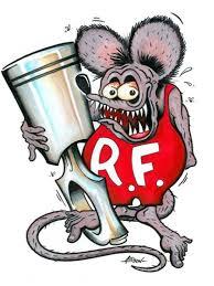 fink piston rat fink pinterest rat fink and rats