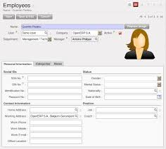 employee profile format managing human resources