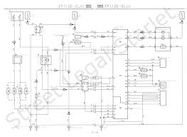 91 toyota pickup wiring diagram truck radio vacuum and fuse box as