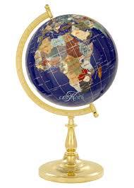 gem globe gold stand 13 diameter