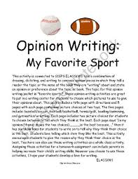 about favorite sport essay about favorite sport