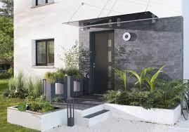 entrée de maison les idées d aménagement pour un extérieur plein de style elle décoration