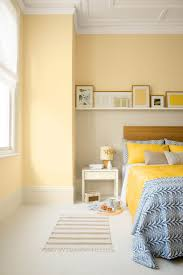 yellow paint for bedroom.  Yellow Yellow Bedroom Painted With Crown Matt Emulsion In Gentle  Lucy In Paint For Bedroom O
