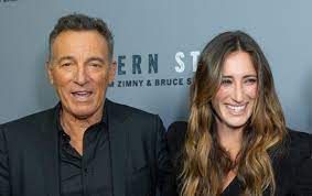 See Bruce Springsteen's Daughter, Who's ...