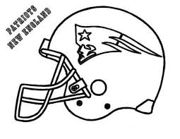 Small Picture New England Patriots Coloring Pages to Encourage Creativity
