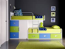 bed modern kids bunk beds