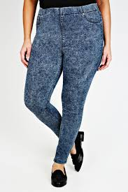 Faded Glory Color Jeggings Visit