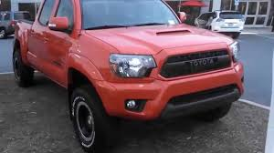 2015 Toyota Tacoma TRD PRO Walkaround and Review - YouTube