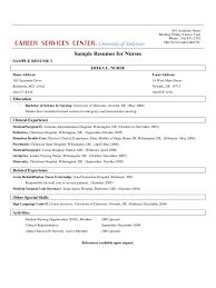 Nursing Resume Template Freight Associate Sample Resume