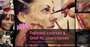 wele to the shaune harrison academy of prosthetic and makeup training