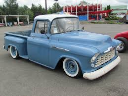 1956 chevrolet pickup truck | victor day, cashmere wa. | Flickr