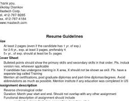 resume guidelines for resume writing beautiful resume writers