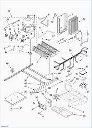 kenmore refrigerator 106 schematic diagram pressauto net kenmore side by side refrigerator wiring diagram at Kenmore Elite Refrigerator Wiring Diagram
