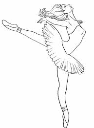 Small Picture Related Pictures Ballet Girl Coloring Page Printable Pictures Car