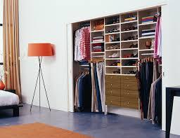 California Closets - Reach-In Custom Closet