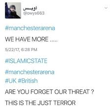 Image result for images from bombing at manchester Arena