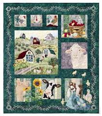 And On That Farm Quilt Kit - Includes Pre-cut & Pre-fused ... & And On That Farm Quilt Kit - Includes Pre-cut & Pre-fused Appliqués Adamdwight.com