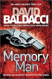 memory man amos decker series by david baldacci